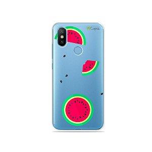 Capa para Xiaomi Mi 8 - Melancias