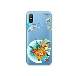 Capa para Xiaomi Mi 8 - Memórias