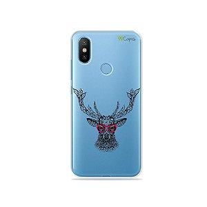 Capa para Xiaomi Mi 8 - Alce Hipster