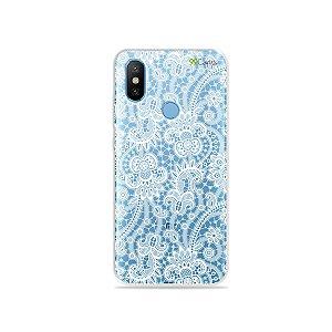Capa para Xiaomi Mi 8 - Rendada