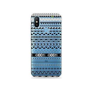 Capa para Xiaomi Mi 8 - Maori Branca