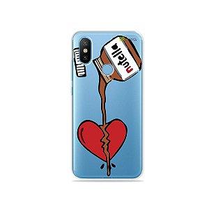 Capa para Xiaomi Mi 8 - Nutella