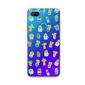 Capa para Xiaomi Mi 8 Lite - Cactus