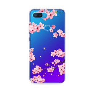 Capa para Xiaomi Mi 8 Lite - Cerejeiras