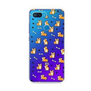 Capa para Xiaomi Mi 8 Lite - Cãozinho