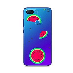 Capa para Xiaomi Mi 8 Lite - Melancias