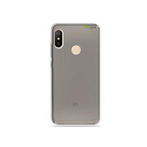 Capa Fumê para Xiaomi Mi A2 Lite {Semi-transparente}