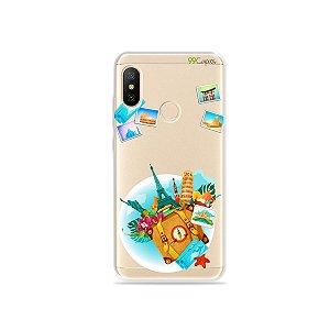 Capa para Xiaomi Mi A2 Lite - Memórias