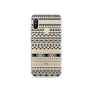 Capa para Xiaomi Mi A2 Lite - Maori Branca