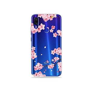 Capa para Xiaomi Redmi 7 - Cerejeiras