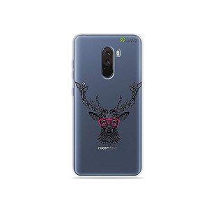 Capa para Xiaomi Pocophone F1 - Alce Hipster