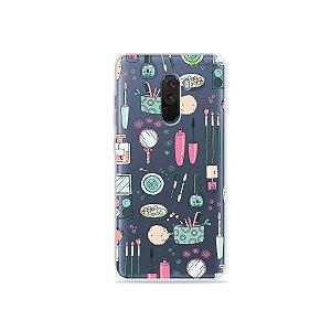 Capa para Xiaomi Pocophone F1 - Make Up