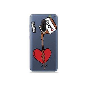 Capa para Xiaomi Pocophone F1 - Nutella