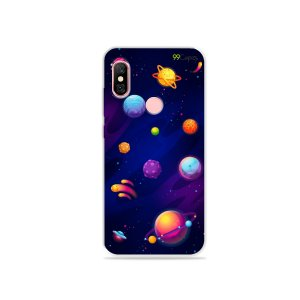 Capa para Xiaomi Redmi Note 6 Pro - Galáxia