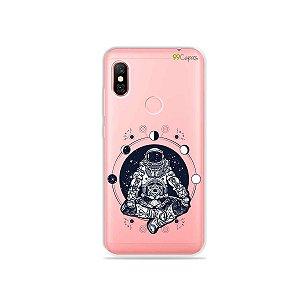 Capa para Xiaomi Redmi Note 6 Pro - Astronauta