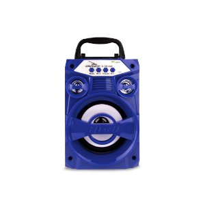 Mini Caixa de Som Bluetooth Blueberry - 99Capas