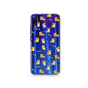 Capa para Xiaomi Redmi 7 - Cãozinho