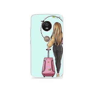 Capa para Moto G5 - Best Friends 1
