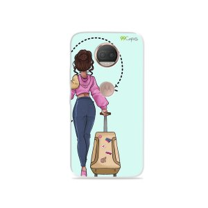 Capa para Moto G5S Plus - Best Friends 2