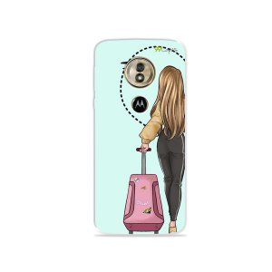 Capa para Moto G6 Play - Best Friends 1