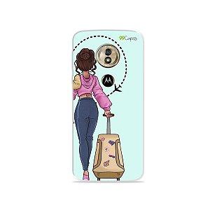 Capa para Moto G6 Play - Best Friends 2