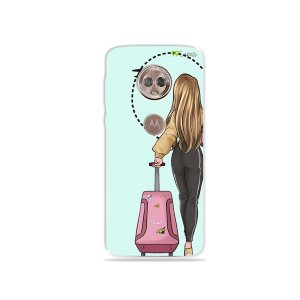 Capa para Moto G6 Plus - Best Friends 1