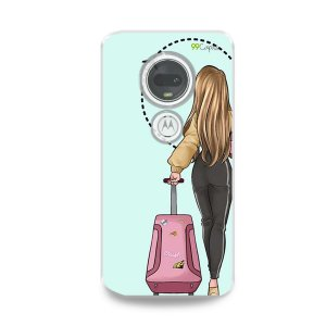 Capa para Moto G7 Plus - Best Friends 1