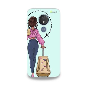 Capa para Moto G7 Power - Best Friends 2