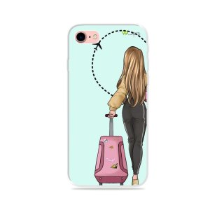 Capa para iPhone 7 - Best Friends 1