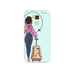Capa para Asus Zenfone 3 Max - 5.2 Polegadas - Best Friends 2