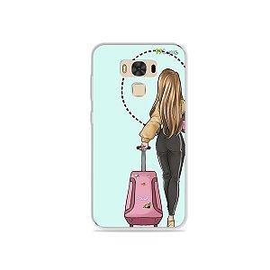 Capa para Asus Zenfone 3 Max - 5.5 Polegadas - Best Friends 1