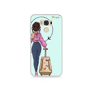 Capa para Asus Zenfone 3 Max - 5.5 Polegadas - Best Friends 2