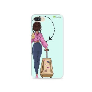 Capa para Zenfone 4 Max - Best Friends 2