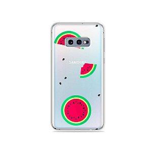Capa para Galaxy S10e - Melancias