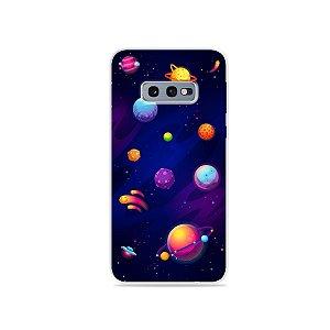 Capa para Galaxy S10e - Galáxia