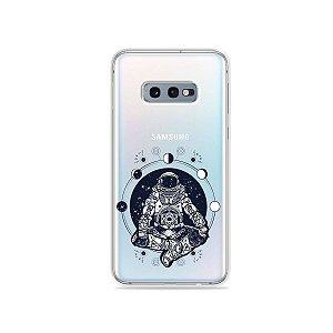 Capa para Galaxy S10e - Astronauta