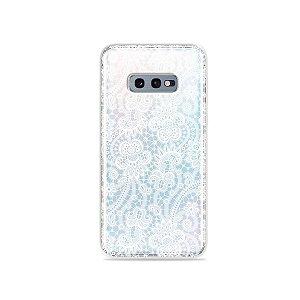 Capa para Galaxy S10e - Rendada