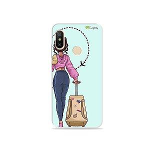 Capa para Xiaomi Mi A2 Lite - Best Friends 2