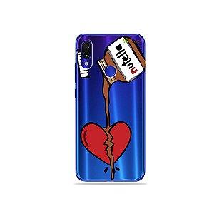 Capa para Xiaomi Redmi Note 7 - Nutella
