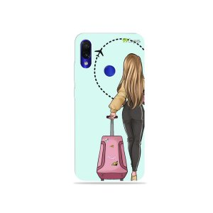 Capa para Xiaomi Redmi Note 7 - Best Friends 1