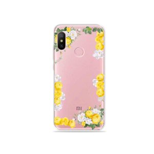 Capa para Xiaomi Redmi Note 6 - Yellow Roses