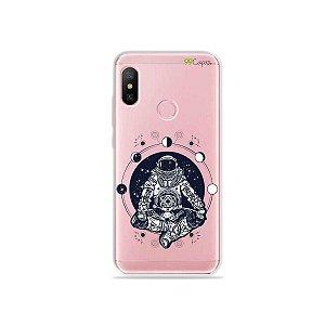 Capa para Xiaomi Redmi Note 6 - Astronauta