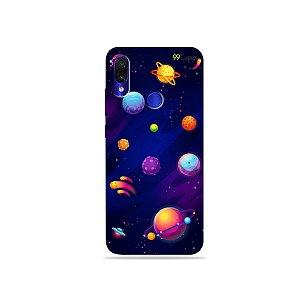 Capa para Xiaomi Redmi Note 7 - Galáxia