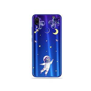 Capa para Xiaomi Redmi Note 7 - Astronauta Sonhador
