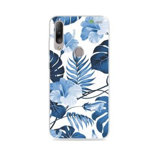 Capa para Zenfone Max Shot - Flowers in Blue