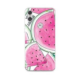 Capa para Moto One - Watermelon
