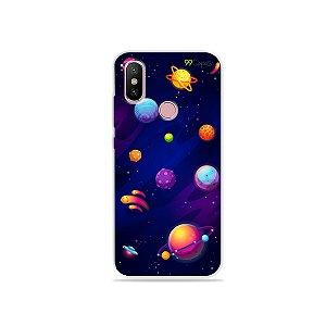 Capa para Xiaomi Mi A2 - Galáxia