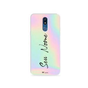 Capa para LG K12 Plus - Holográfica
