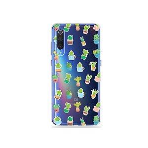 Capa para Xiaomi Mi 9 - Cactus