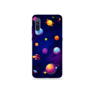 Capa para Xiaomi Mi 9 - Galáxia